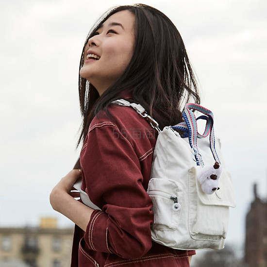 Kipling 凯浦琳 REVEL SMALL 二合一双肩包 .99(约451元) - 海淘优惠海淘折扣 55海淘网