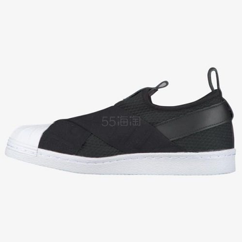 adidas Originals  三叶草 Superstar 女子一脚蹬 .49(约370元) - 海淘优惠海淘折扣|55海淘网