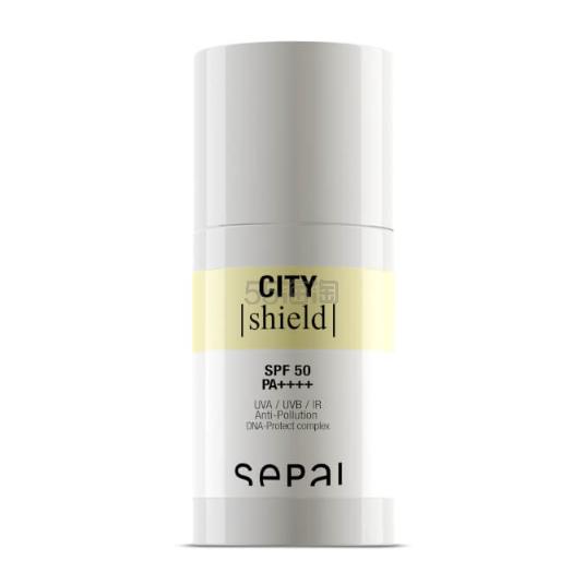 Sepai 西班牙品牌 City Shield 城市护盾防晒霜 29ml ¥219.19 - 海淘优惠海淘折扣|55海淘网