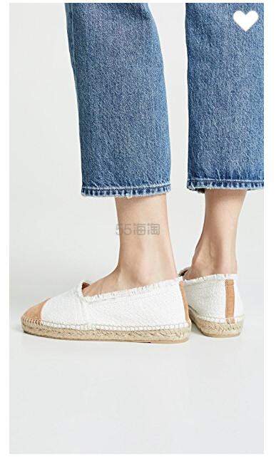 Castaner Kampala 编织底坡跟绑带凉鞋 (约642元) - 海淘优惠海淘折扣 55海淘网
