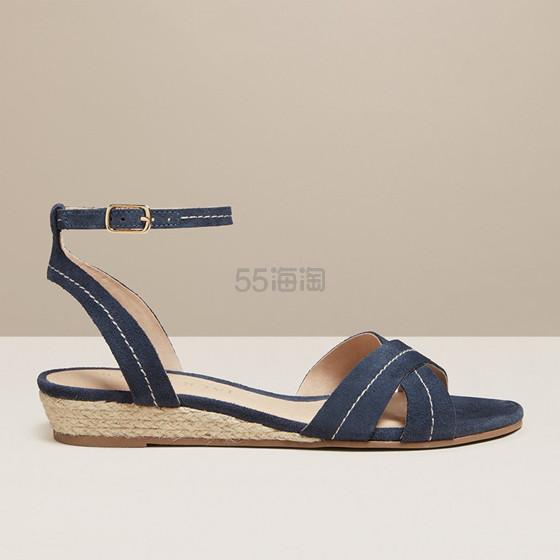 Jack Rogers 牛仔基础凉鞋 (约699元) - 海淘优惠海淘折扣|55海淘网