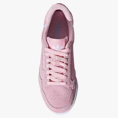 adidas Originals 三叶草 Continental 80 女子板鞋 .99(约226元) - 海淘优惠海淘折扣|55海淘网