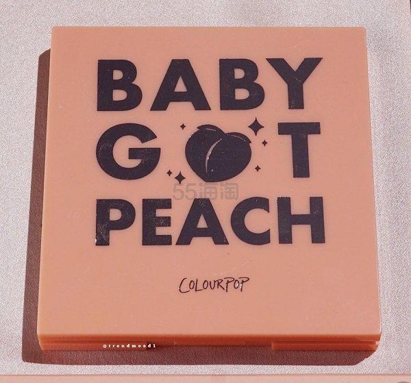 Colourpop 新系列彩妆 Peach Collection 上架售卖! - 海淘优惠海淘折扣|55海淘网