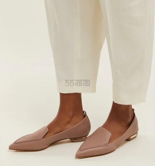 NICHOLAS KIRKWOOD Beya 女士乐福鞋 €239(约1,875元) - 海淘优惠海淘折扣|55海淘网