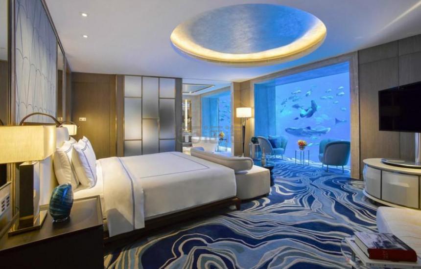 尊享网红酒店!三亚亚特兰蒂斯酒店 低至2229元/晚 - 海淘优惠海淘折扣|55海淘网