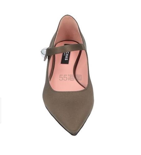 大码福利!Rochas Ballet flats 尖头芭蕾平底鞋 2(约1,377元) - 海淘优惠海淘折扣|55海淘网