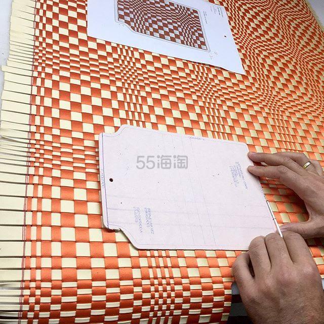 Strathberry Nano 新款拼色不规则方块手提包 £425(约3,661元) - 海淘优惠海淘折扣|55海淘网