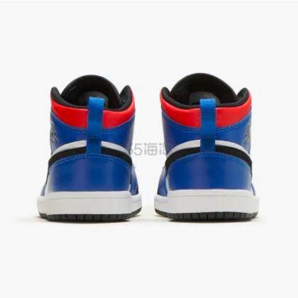【断码福利】乔丹 Air Jordan 1 Mid 篮球鞋 中童款