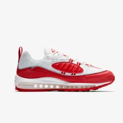 【9.9特惠】满减80元+一件免邮!Nike Air Max 98 男子运动鞋