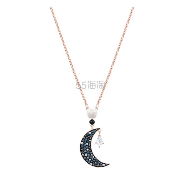 【满£179享精美耳钉】Swarovski Symbolic 神秘月亮项链