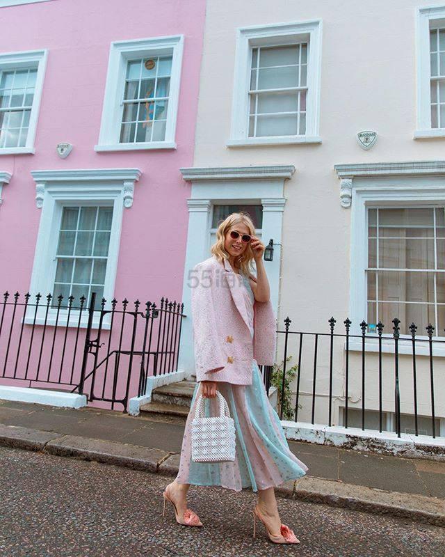 Olivia Rubin 少女感星星双排扣纹理西装外套 9(约1,772元) - 海淘优惠海淘折扣|55海淘网