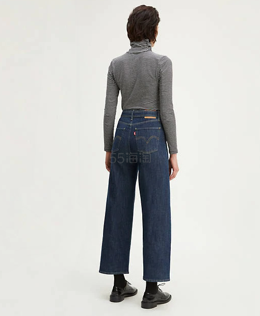 Levis 李维斯 Mile 腰带重要直筒牛仔裤 .99(约354元) - 海淘优惠海淘折扣|55海淘网