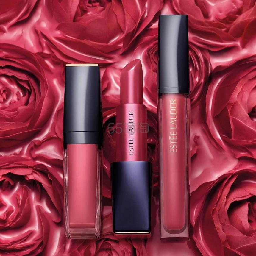 Estee Lauder 雅诗兰黛 Rebellious Rose 系列唇部彩妆 新品上架 - 海淘优惠海淘折扣|55海淘网