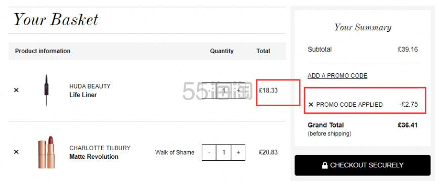 【新品上架】Huda Beauty Life Liner 人生眼线笔 £15.58(约138元) - 海淘优惠海淘折扣|55海淘网