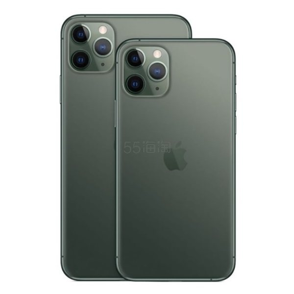 Apple 苹果 iPhone 11 全网通智能手机 64GB/128GB/256GB 4999元/5499元/6299元包邮(需用券) - 海淘优惠海淘折扣|55海淘网