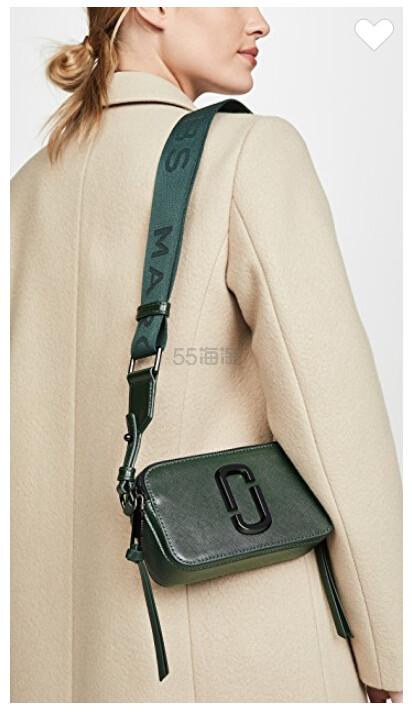 买来配暗夜绿iPhone啦~~Marc Jacobs The Snapshot DTM Anodized 相机包 5(约2,306元) - 海淘优惠海淘折扣|55海淘网