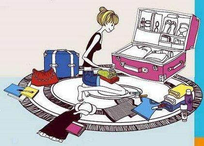 假期旅行实用必备清单 打包行李更轻松 - 海淘优惠海淘折扣|55海淘网