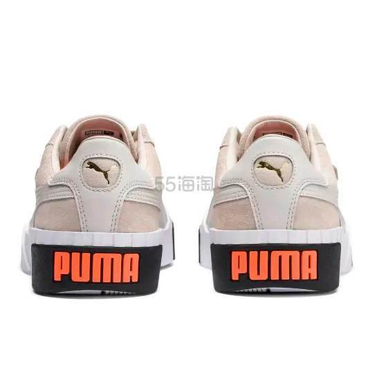 【额外5折】Puma 彪马 Cali Suede 女子板鞋