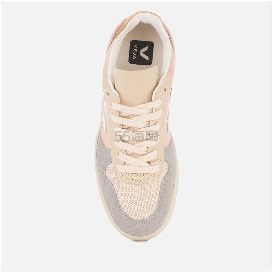 【UK3码】Veja V-10 Suede 拼色休闲鞋 ¥626.94 - 海淘优惠海淘折扣|55海淘网