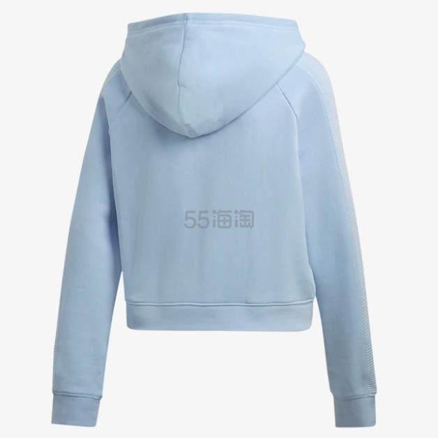 adidas Originals 三叶草 女子短款运动卫衣 .99(约278元) - 海淘优惠海淘折扣|55海淘网