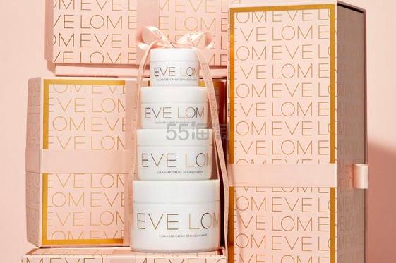 【补货】1套免邮!Eve Lom 卸妆膏 圣诞豪华礼盒 共370ml £113.33(约1,035元) - 海淘优惠海淘折扣|55海淘网
