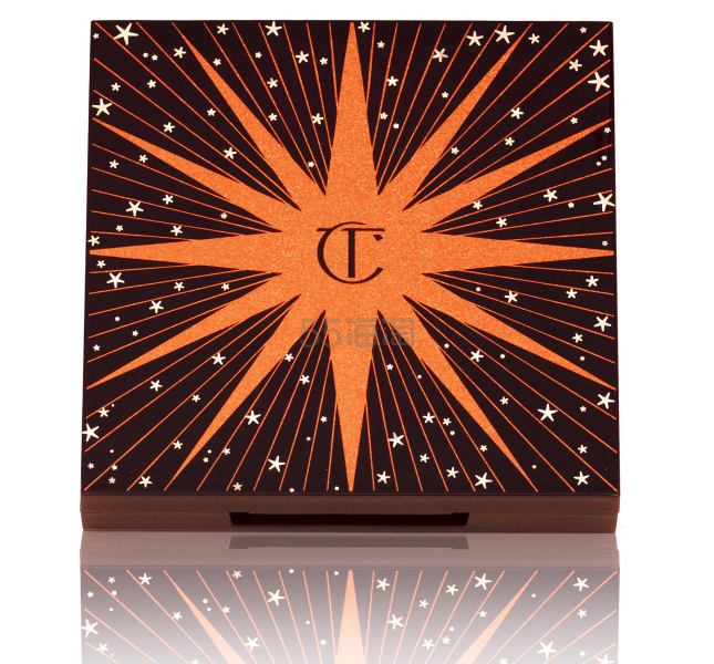 Charlotte Tilbury CT 圣诞限量四色眼影 Celestial Eyes £33.33(约293元) - 海淘优惠海淘折扣|55海淘网