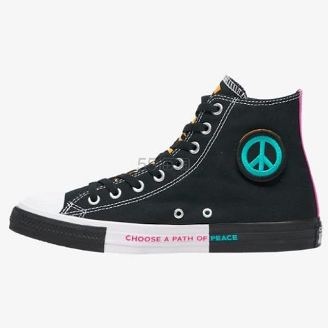 【满额最高减】Converse 匡威 All Star Hi 男子高帮帆布鞋 .5(约319元) - 海淘优惠海淘折扣|55海淘网