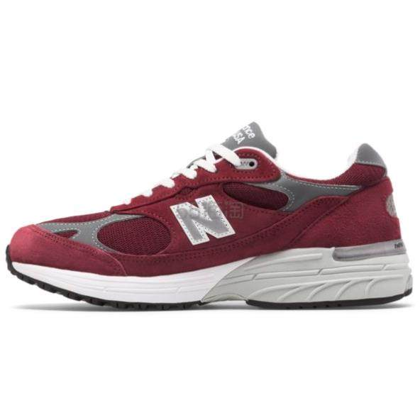 New Balance 新百伦 993系列 男子运动鞋 9.99(约771元) - 海淘优惠海淘折扣|55海淘网