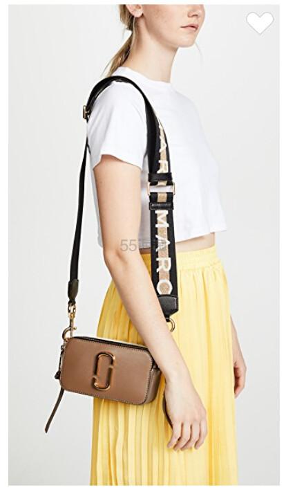 Marc Jacobs Snapshot 棕色相机包 5(约2,104元) - 海淘优惠海淘折扣|55海淘网