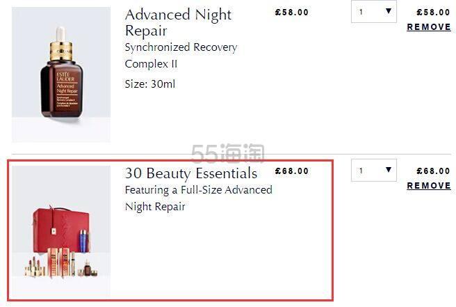 Estee Lauder UK:雅詩蘭黛彩妝護膚香氛 滿£45即可換購價值£329圣誕禮包 - 海淘優惠海淘折扣 55海淘網