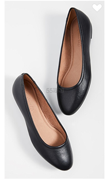Madewell The Reid 平底芭蕾舞鞋 (约699元) - 海淘优惠海淘折扣|55海淘网