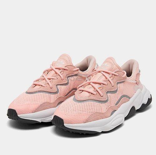 【额外7.5折】adidas Originals 三叶草 Ozweego 大童款运动鞋