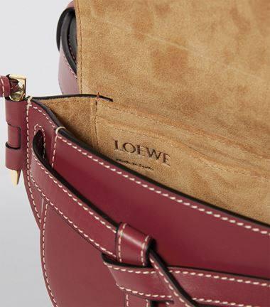 Loewe 罗意威 2019年新款腰包 酒红色 ¥7,735.29 - 海淘优惠海淘折扣|55海淘网