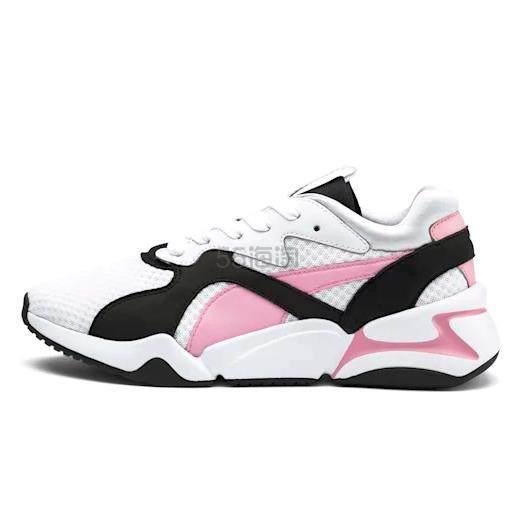 【额外5折】Puma 彪马 Nova 90s Bloc 女子运动鞋