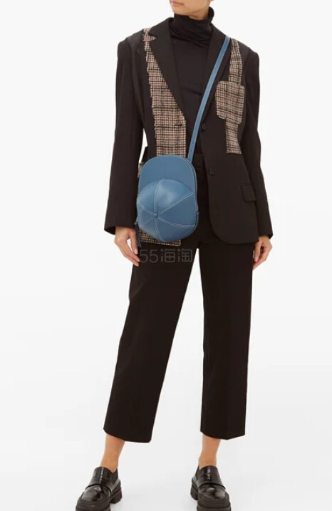 JW ANDERSON 棒球帽造型包包 €526(约4,115元) - 海淘优惠海淘折扣 55海淘网