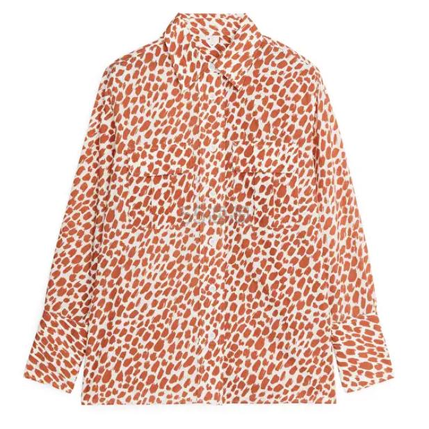 ARKET 花衬衫 £30(约267元) - 海淘优惠海淘折扣|55海淘网