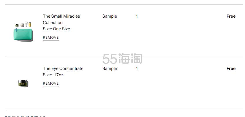 【55周年庆】最高享7件好礼!La Mer 新品 The Soothing 护肤礼包 5(约2,555元) - 海淘优惠海淘折扣|55海淘网