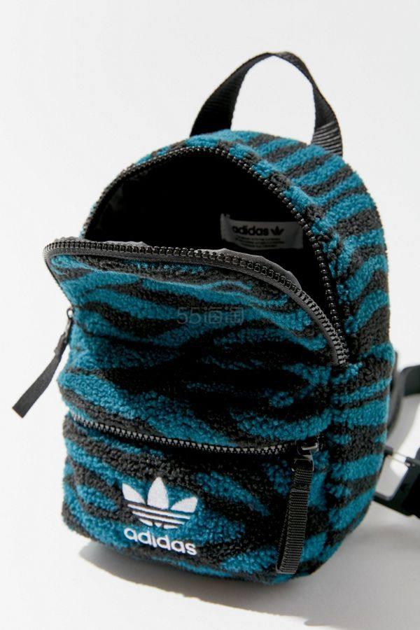 新品!adidas Originals 阿迪达斯三叶草 Teddy 泰迪迷你双肩包 (约351元) - 海淘优惠海淘折扣|55海淘网