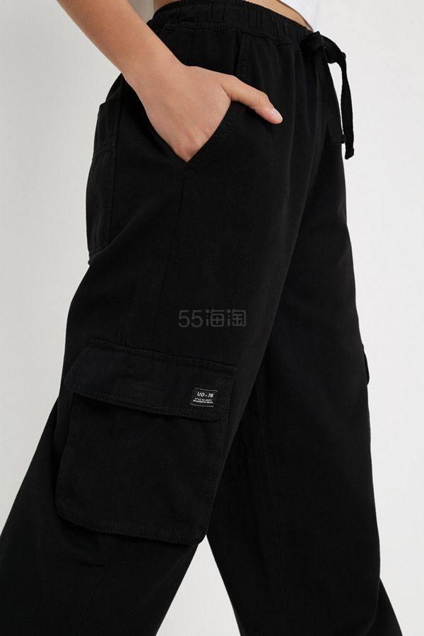 BDG Raff Cuffed Cargo 收口阔腿裤 .9(约69元) - 海淘优惠海淘折扣|55海淘网