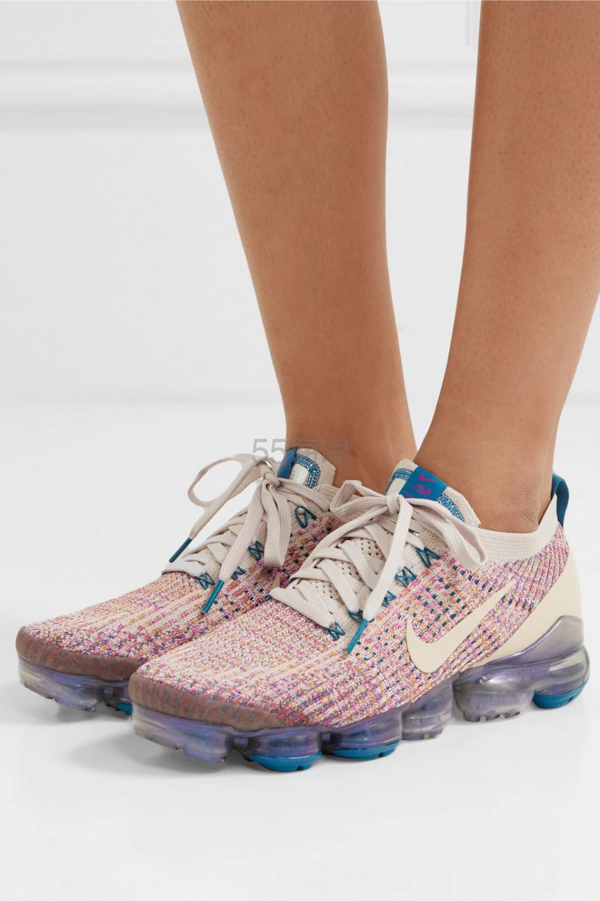 7.8折!Nike 耐克 Air VaporMax 3 Flyknit 气垫运动鞋 £110.5(约1,015元) - 海淘优惠海淘折扣|55海淘网
