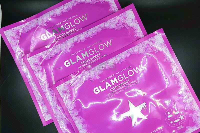 【5姐晒单】论出新速度 谁人敢超 Glam Glow? 炫耀开箱 - 海淘优惠海淘折扣|55海淘网