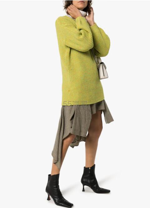 MANU ATELIER  女款黑色方头及踝靴 港币2,911.5(约2,628元) - 海淘优惠海淘折扣|55海淘网
