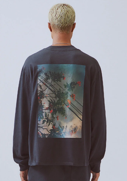 Fear Of God Essentials Photo Series 长袖T恤 (约385元) - 海淘优惠海淘折扣|55海淘网