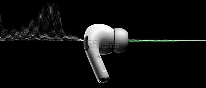 【资讯】Apple 苹果 AirPods Pro 发布 降噪、防水一个不缺! - 海淘优惠海淘折扣 55海淘网