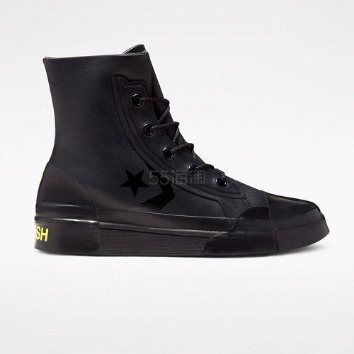 Converse 匡威 x Ambush 联名款 黑色高帮鞋 0(约1,120元) - 海淘优惠海淘折扣|55海淘网