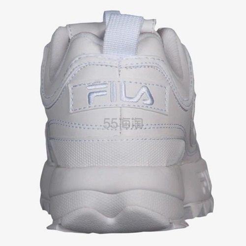Fila 斐乐 Disruptor II 女子老爹鞋 .24(约184元) - 海淘优惠海淘折扣|55海淘网