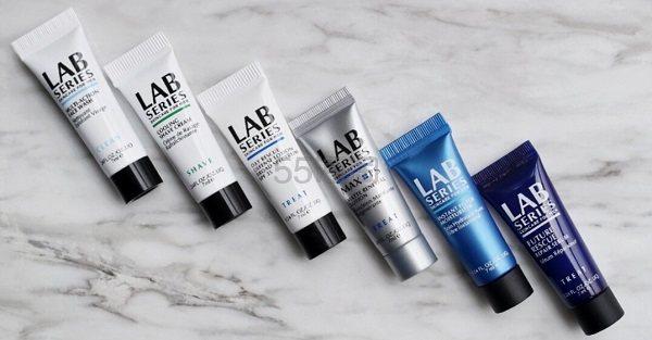Lab Series 朗仕美国官网:多功能洁面乳,蓝宝瓶爽肤水等男士专业护肤