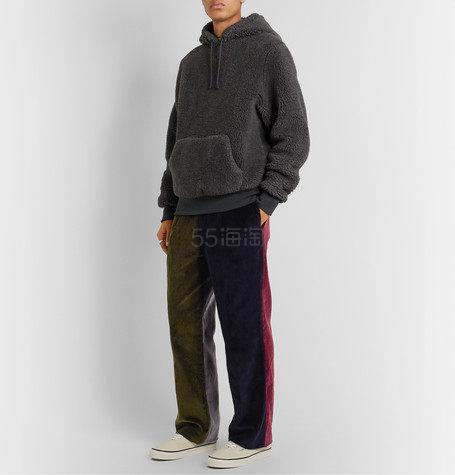 NOAH 撞色灯芯绒长裤 £345(约3,108元) - 海淘优惠海淘折扣 55海淘网