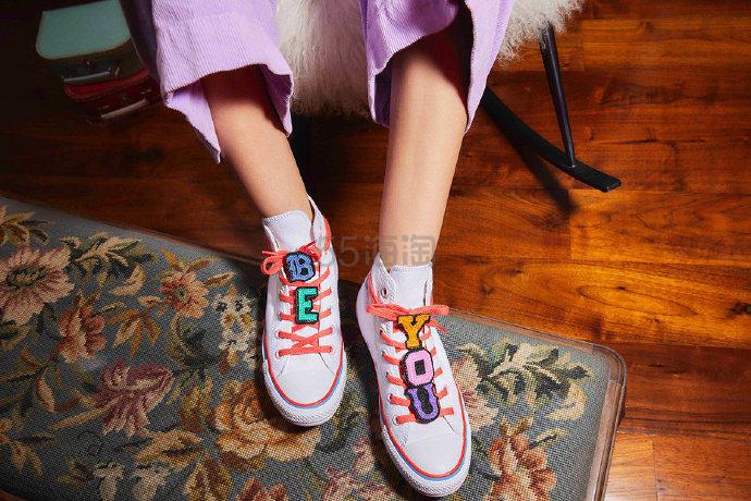 【5姐资讯】Converse X 怪奇物语主演 Millie Bobby Brown 胶囊系列第二弹