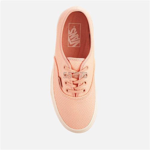 【UK7捡漏】Vans Woven Check Authentic 滑板鞋